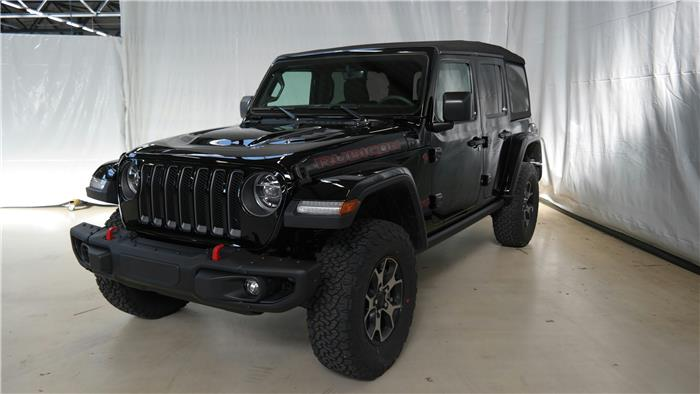 2019 Jeep Wrangler Unlimited Rubicon Dual Top Group
